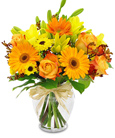 Field Picked Autumn Bouquet by Hoogasian Flowers in San Francisco CA, Hoogasian Flowers