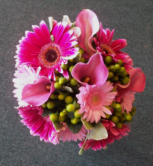 Hand Tied Bouquet in Huntington, West Virginia, Archer's Flowers, Inc.