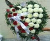 Funeral Heart in Wethersfield, Connecticut, Gordon Bonetti Florist