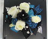 Black Silks Rose in Katy TX, Kay-Tee Florist on Mason Road