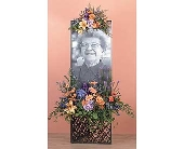 Standing Screen Window Box Top and Bottom in Aston PA, Wise Originals Florists & Gifts