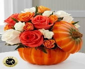 Woodbridge Flowers - FTD- Bountiful Rose Bouquet - Lake Ridge Florist, Inc.