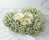 FTD-Splendid Grace Casket Adornment in Woodbridge VA, Lake Ridge Florist