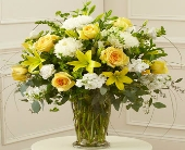 1 800 Flowers- Beautiful Blessings in Yellow in Woodbridge VA, Lake Ridge Florist