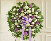 1 800 Flowes-Deepest Sympathies-in Lavender in Woodbridge VA, Lake Ridge Florist