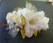 Wrist Corsage 2 in Frankfort, Illinois, The Flower Cottage