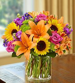 FALL EMBRACE BOUQUET in Vienna VA, Vienna Florist & Gifts