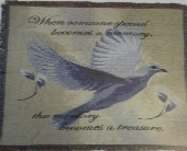 Memorial Dove in Milford OH, Jay's Florist