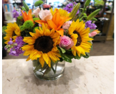Lawrenceville Flowers - The Palmer  - Monday Morning Flower Co