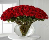 Scottsdale Flowers - Breathless Rose Bouquet - 100 Stems of 24-i - Fresh Bloomers Flowers & Gifts, Inc.