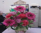 Custom Arrangement in Northfield OH, Petal Place Florist