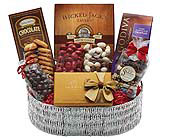 Ultimate Chocolate Basket in Dallas TX, Goodies from Goodman