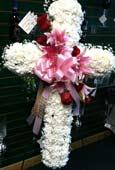 Sympathy Arrangement No. 3 in Northfield, Ohio, Petal Place Florist