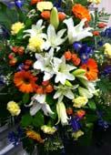 Sympathy Arrangement No. 4 in Northfield, Ohio, Petal Place Florist