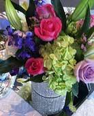 Reception Arrangement No. 1 in Northfield, Ohio, Petal Place Florist