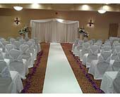 Ceremony Decor in Corunna, Ontario, LaPier's Flowers