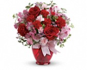 Teleflora's Blissfully Yours Bouquet in St. Petersburg FL, The Flower Centre of St. Petersburg