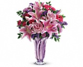 Teleflora's Lavender Grace Bouquet in Bismarck ND, Dutch Mill Florist, Inc.