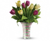 Teleflora's Singing Of Spring Bouquet in Highlands Ranch CO, TD Florist Designs