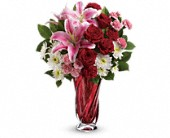 Teleflora's Swirling Beauty Bouquet in Watertown NY, Sherwood Florist