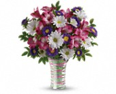 Teleflora's Thanks To You Bouquet in Royersford PA, Three Peas In A Pod Florist
