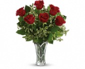 You Have My Heart Bouquet by Teleflora in Bay City, Texas, Brady's Flowers & Tuxedo