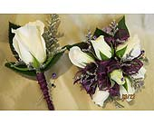 White-Plum & Bling in Wake Forest NC, Wake Forest Florist