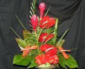 Tropical Arrangment in Mililani Town, Hawaii, Mililani Town Florist