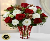 FTD-Holiday Wishes Bouquet in Woodbridge VA, Lake Ridge Florist