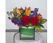Forever Fall in Dallas TX, Petals & Stems Florist