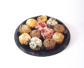 Fresh Baked Muffin Tray in Ferndale, Michigan, Blumz...by JRDesigns