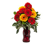 Mighty Gerberas in Methuen MA, Martins Flowers & Gifts