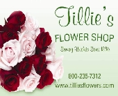 Tillie's Gift Card Delivered in Wichita KS, Tillie's Flower Shop