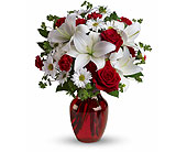 Be My Love Bouquet in Clearwater FL, Hassell Florist