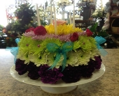 Birthday Cake in Frankfort IL, The Flower Cottage