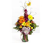 Whitehouse Flowers - The Garden Abundance - Flowers By Lou Ann