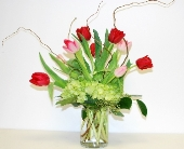 Simpsonville Flowers - Sweetheart Tulips - The Embassy Flowers & Nature's Gifts