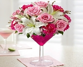 Cosmopolitan Bouquet in Aston PA, Wise Originals Florists & Gifts