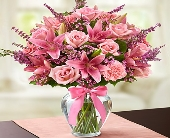 Expressions of Pink in Aston PA, Wise Originals Florists & Gifts
