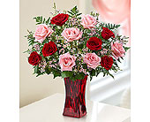Shades of Pink & Red in Smyrna GA, Floral Creations Florist