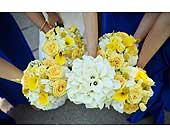 Bridesmaid Bouquet in Kirkland, Washington, Fena Flowers, Inc.