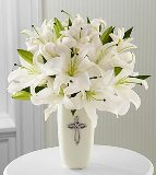 Faithful Blessings Bouquet in Camp Hill and Harrisburg, Pennsylvania, Pealer's Flowers