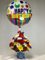 HAPPY BIRTHDAY DAD by Rubrums in Ossining NY, Rubrums Florist Ltd.