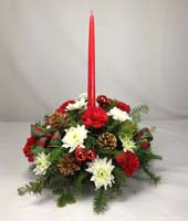 YULETIDE CHRISTMAS by Rubrums in Ossining NY, Rubrums Florist Ltd.