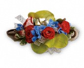 Barefoot Blooms Corsage in London ON, Lovebird Flowers Inc