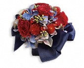 Camera Ready Corsage in Etobicoke ON, La Rose Florist