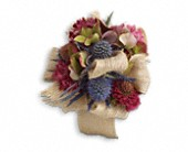 Midnight Wanderings Corsage in Blue Bell PA, Blooms & Buds Flowers & Gifts