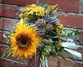 Golden Summer in Boulder CO, Sturtz & Copeland Florist & Greenhouses