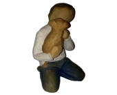 Willow Tree Kindness Boy Figurine  in Methuen MA, Martins Flowers & Gifts