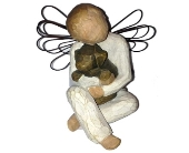 Willow Tree Angel of Comfort Figurine in Methuen MA, Martins Flowers & Gifts